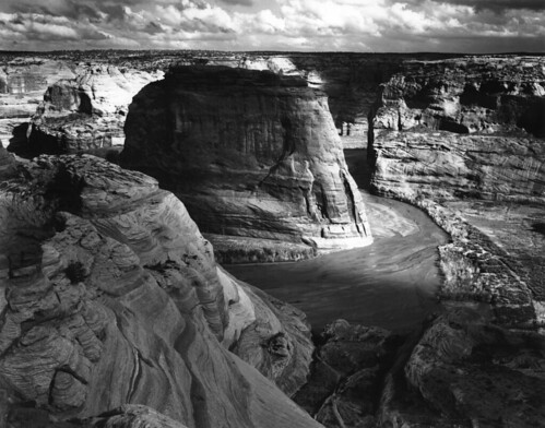 ansel adams photography. Ansel Adams: Canyon de