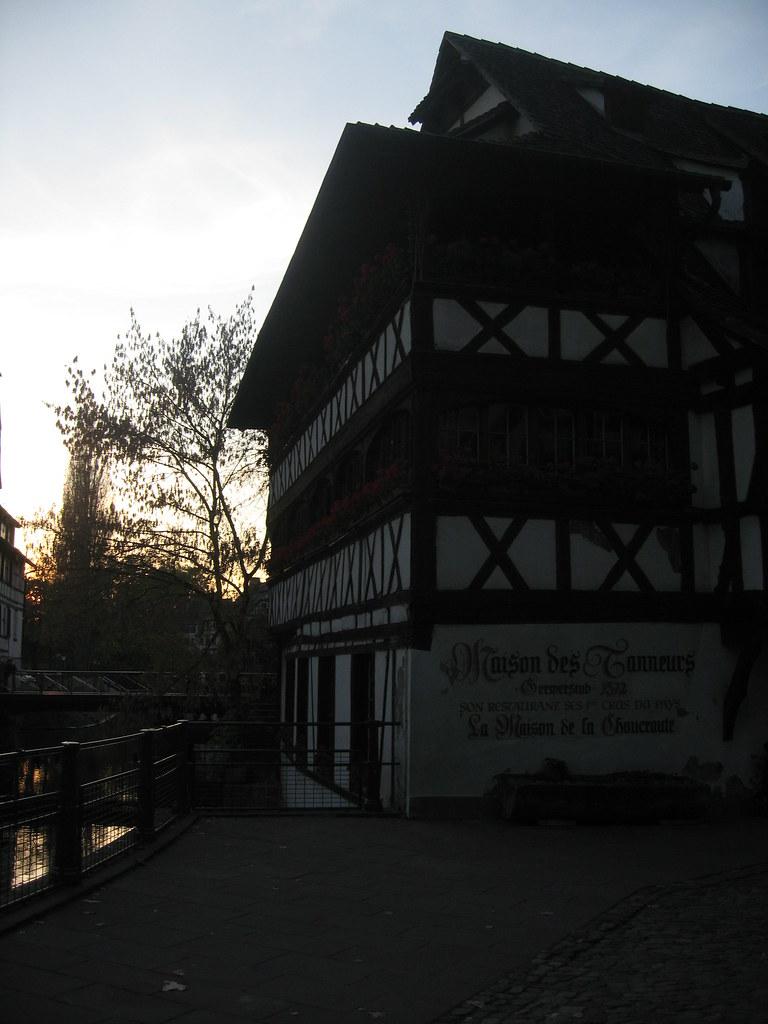 Petite France - ville de Strasbourg Alsace Bas Rhin France 061