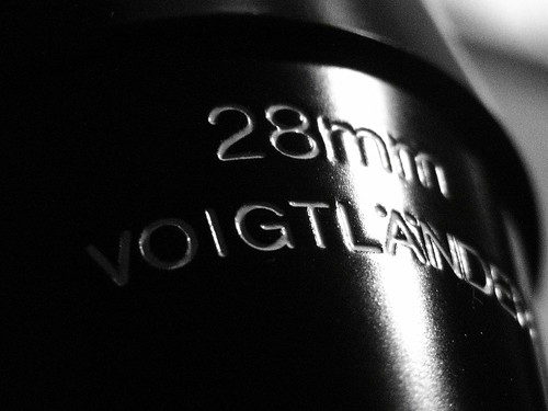Voigtlaender View Finder 28mm