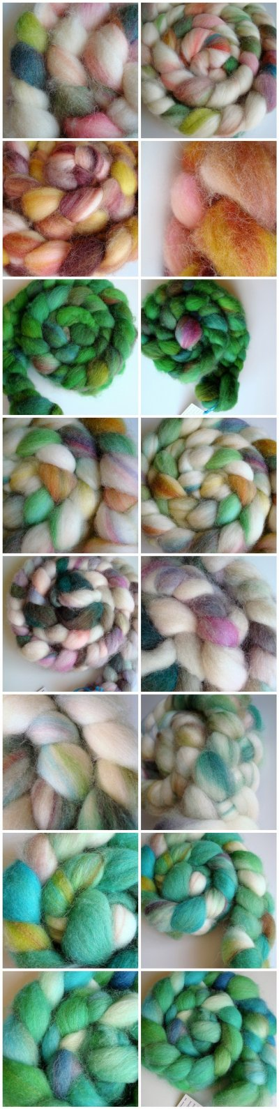October roving on Etsy