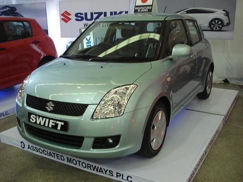 Suzuki Swift Jap