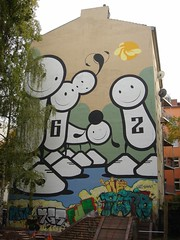 the london police (Pasota.com) Tags: street streetart berlin london art kreuzberg germany painting graffiti police tlp