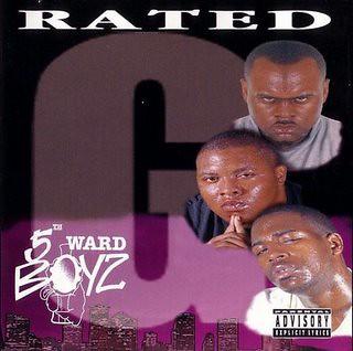 5th Ward Boyz - Rated G (1995)