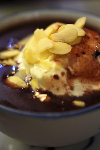 Pulot hitam with ice cream - DSC_4227