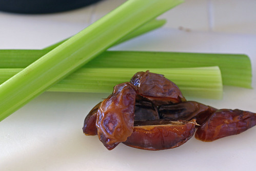 celery and dates