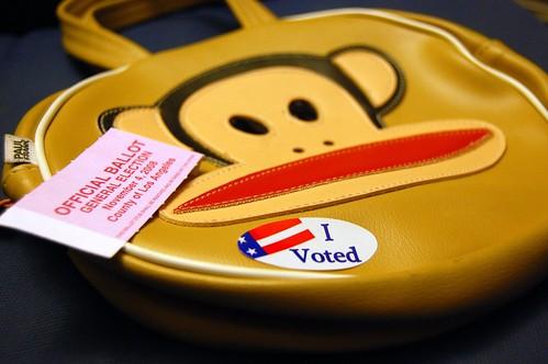 i voted 005