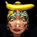 Carmen Miranda Topsy Turvey Face Paint Mini Movie! por hawhawjames