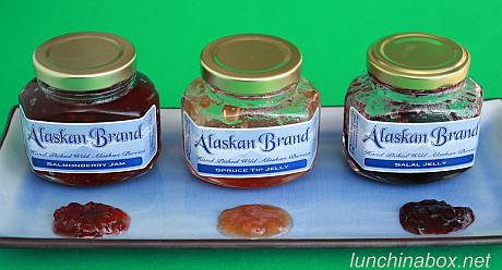 Local Alaskan jelly