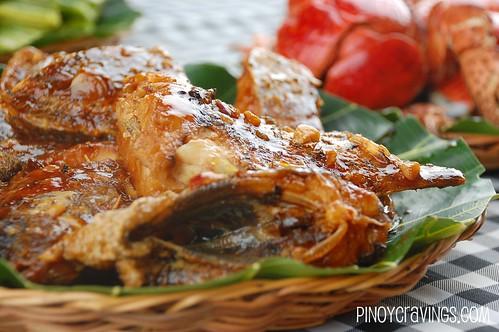 Fried Fish in Sabtang Batanes