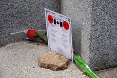 Personal Tribute (Patanne) Tags: toronto oldcityhall remembranceday2008