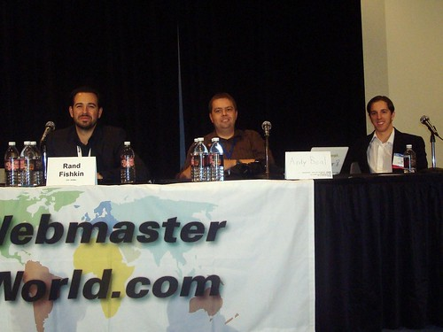 Rand Fishkin, Andy Beal, Todd Malicoat