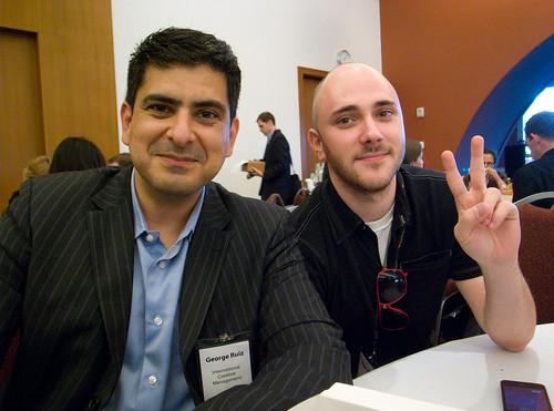 George Ruiz & Ryan Block