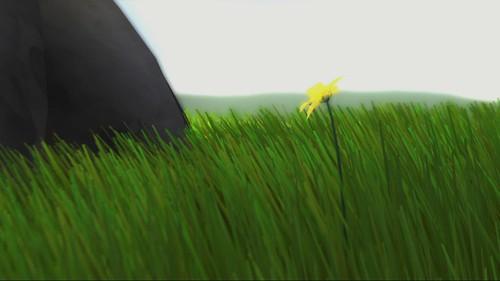 Flower on PlayStation 3