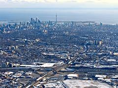 Toronto Downtown, ON (Snuffy) Tags: toronto ontario canada aerialview divinecaptures