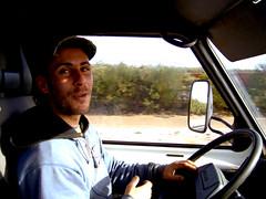 Jesus en el Camión