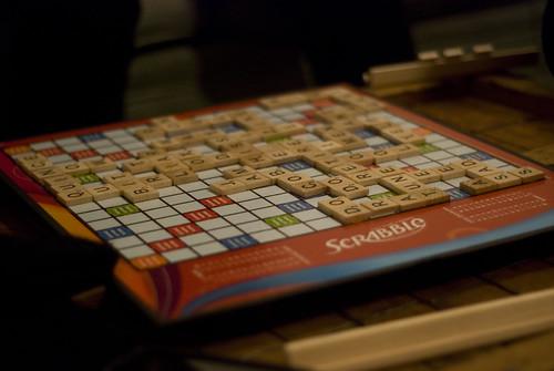 Scrabble @ Jesse's