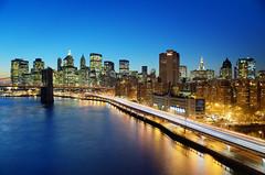 New York City (Tony Shi Photos) Tags: nyc newyorkcity usa america manhattan brooklynbridge manhattanbridge fdrdrive downtownskyline    nikond700    thnhphnewyork  tonyshi