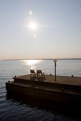 Avec vue sur le lac Ontario