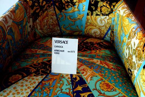 Versace Armchair