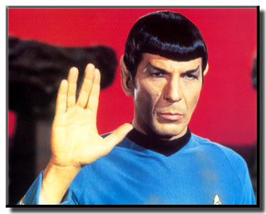 "Star Trek ""Spock"""