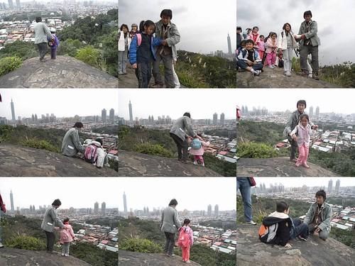 你拍攝的 20嘗試走進崖邊。