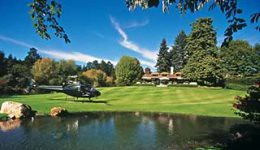 Huka Lodge Helicopter Adventure