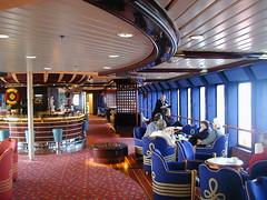 Aboard Polarlys