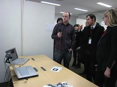 IMG_7309 (mimmi) Tags: japan ace conference yokohama slides keiouniversity hiyoshicampus ace2008 ace08 creativeshowcase