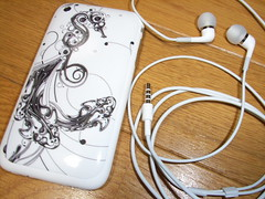 iPhone fluid & Ear Headphone
