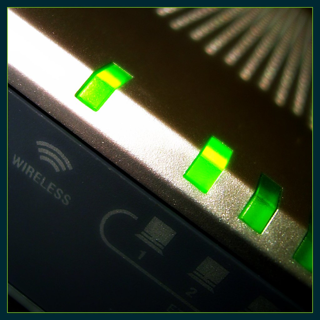 353/365 - Witless without wireless...
