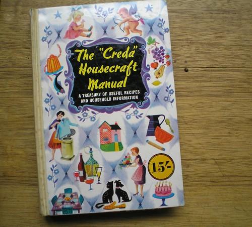 Homemaking book, 1958