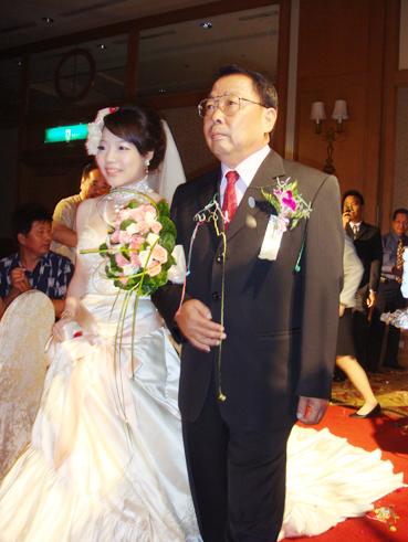 新娘&新娘的爸爸