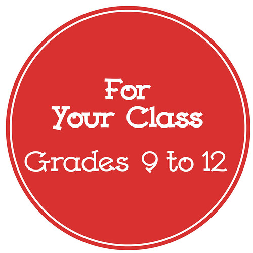 Workshops for Grades High School
