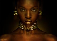 GOLD (Oleg Ti) Tags: gold model nostrobistinfo great123 absolutegoldenmasterpiece truthandillusion