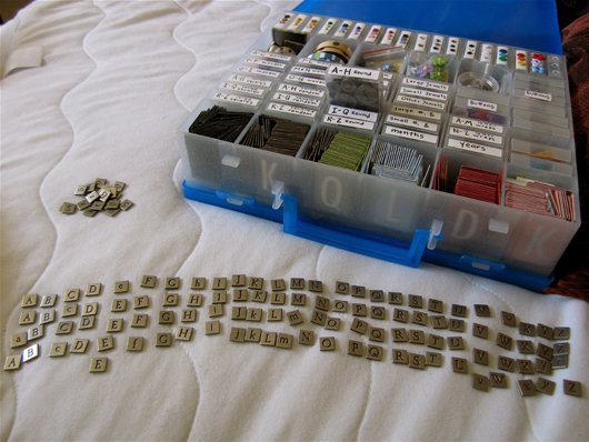 MeOrganizing