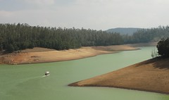 Pykara Lake, Ooty (Enigmatique~) Tags: blue india lake bluewater ooty