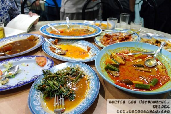 Aunty Lee Nyonya food Melaka-16