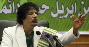 Libyan leader Muammar Gaddafi has led his nation in fighting the system of western imperialism. The West has bombed the North African states for two months. by Pan-African News Wire File Photos
