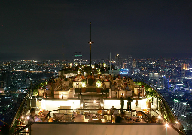 絶景ホテル バンヤン ツリー バンコク