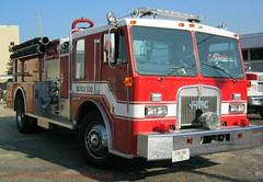 Bartow Fire Dept Engine 732 (West Florida Fire Photography) Tags: county rescue fire engine ambulance fl paramedic bfd polk kenworth americanlafrance fmc bartow antiquefiretrucks pcfr pcdems