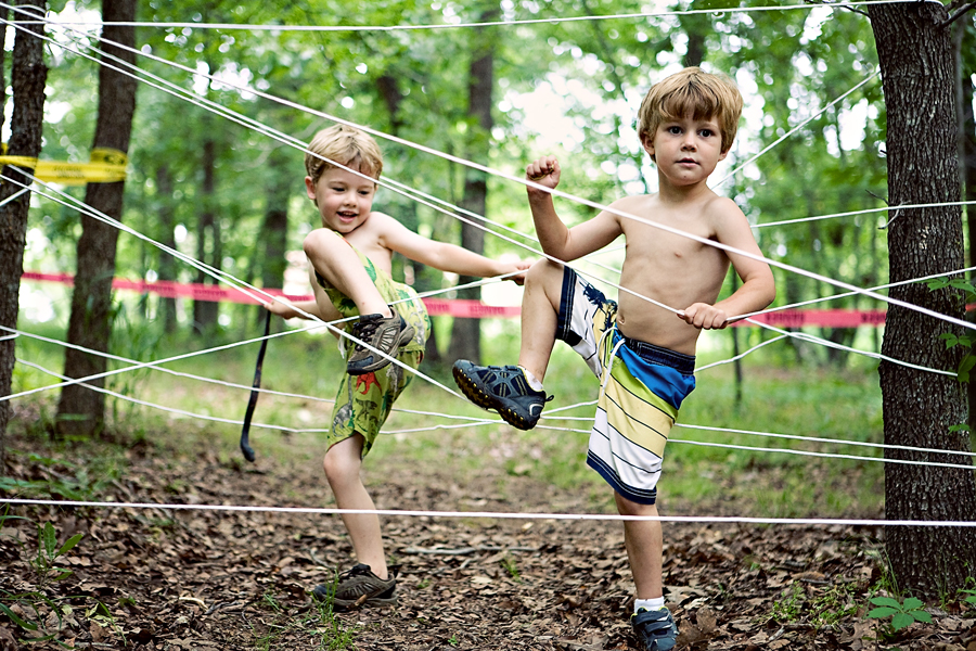 47 Incredibly Fun Outdoor Activities for Kids - Mud Run #hobbycraft