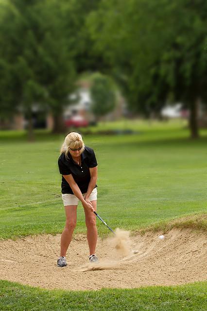 Sistersville Alumni Golf Tournament