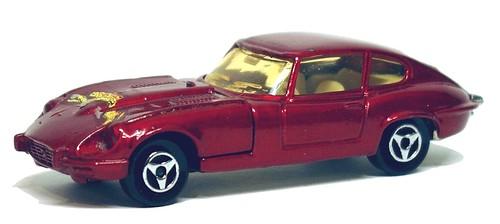 Majorette Jaguar E 2+2