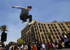 (Javier Hidalgo) Tags: mxico df day go ciudad dia paseo skate reforma revolucin joven mega caravana chavos 2011 patineta injuve reskatecom mcch4