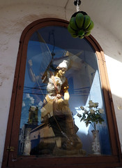 Mascarell (Castelln). San Miguel. (joseluisgildela) Tags: castelln murallas pueblosconencanto reflectsobsessions mscarell