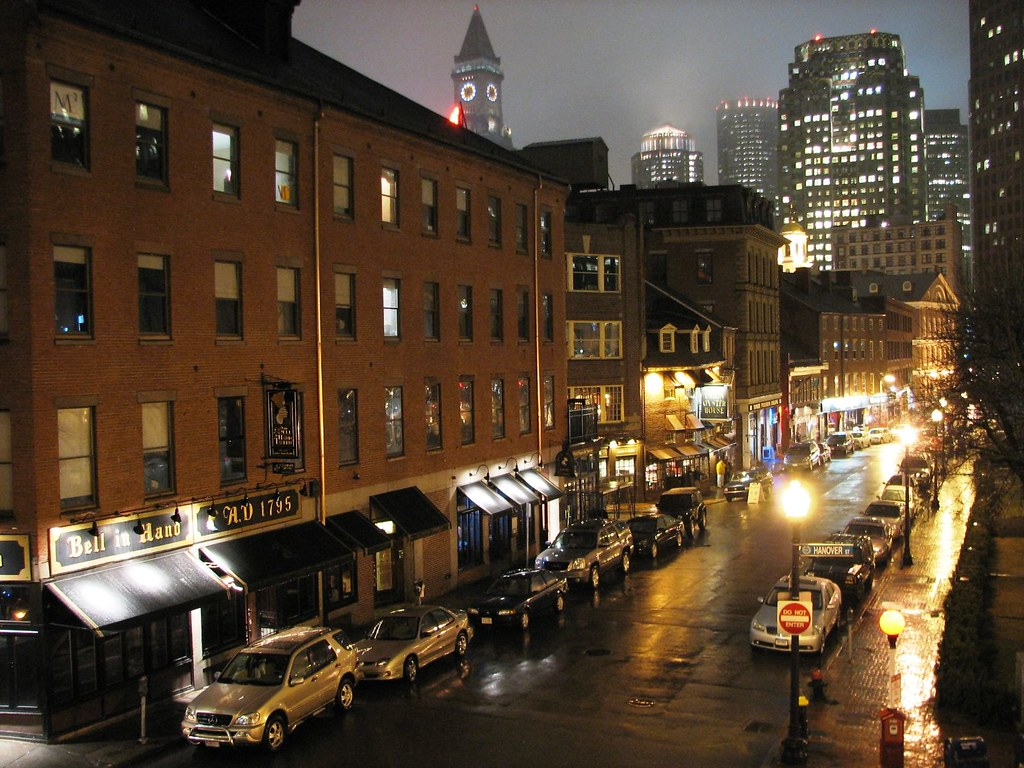 Union Street, Boston