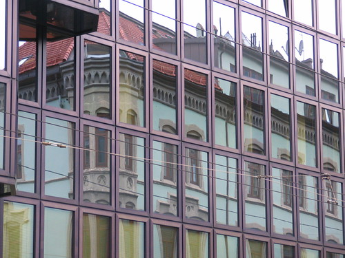 Reflections of Innsbruk