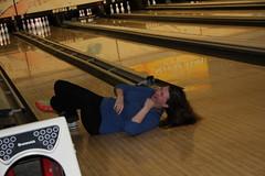 So much fun she fell down dead.