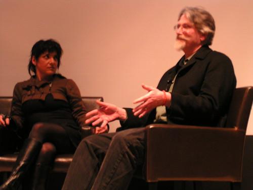 Ellen Forney & Jim Woodring, Frye Museum, 03/27/08