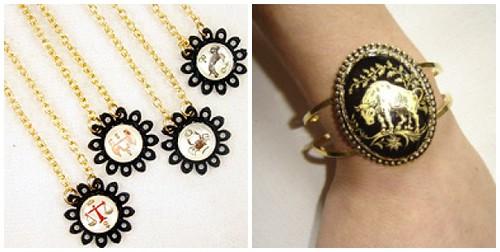 my NSC jewelry!